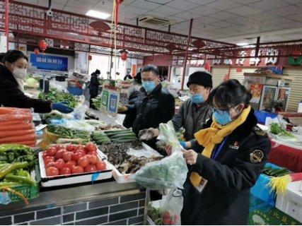 农贸市场、商超快速检测实验室方案