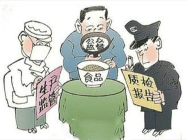 规范整改 文明经营 榆中县开展食品安全清查工作