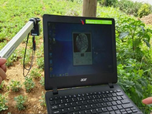 植物冠层图像分析仪可以测量什么?