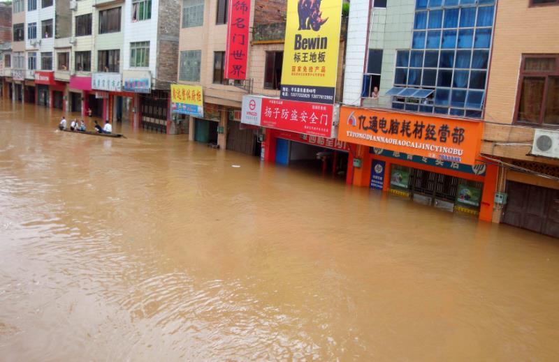 洪灾过后食品安全指引,敬请收藏